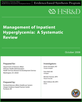 Cover of Management of Inpatient Hyperglycemia