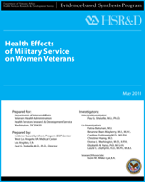 Cover of Health Effects of Military Service on Women Veterans