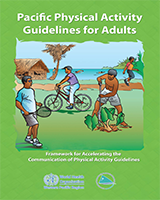 Cover of Pacific Physical Activity Guidelines for Adults