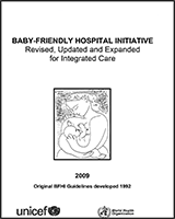 Cover of Baby-Friendly Hospital Initiative