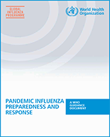 Cover of Pandemic Influenza Preparedness and Response