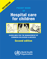 Cover of Pocket Book of Hospital Care for Children