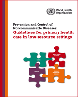 Cover of Prevention and Control of Noncommunicable Diseases