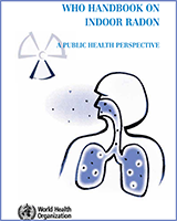 Cover of WHO Handbook on Indoor Radon