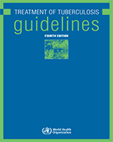 Cover of Treatment of Tuberculosis: Guidelines