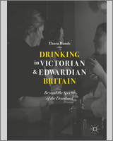 Cover of Drinking in Victorian and Edwardian Britain