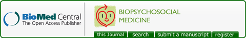 Logo of biopsychmed
