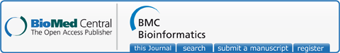 Logo of bmcbioi