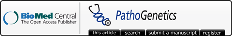 Logo of pathogenet