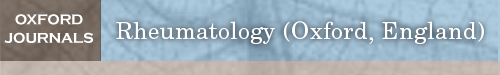 Logo of rheumatology