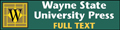 Icon for Wayne State University Press