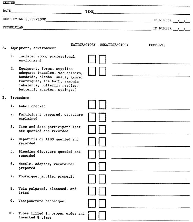 Exam 1 Blood Drawinghandling Manual Phl Dbgap Id Phd003459
