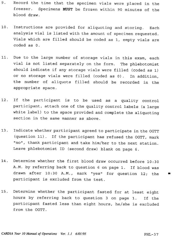 Exam 5 Blood Drawing/Handling Manual (PHL) (dbGaP ID: phd003467)