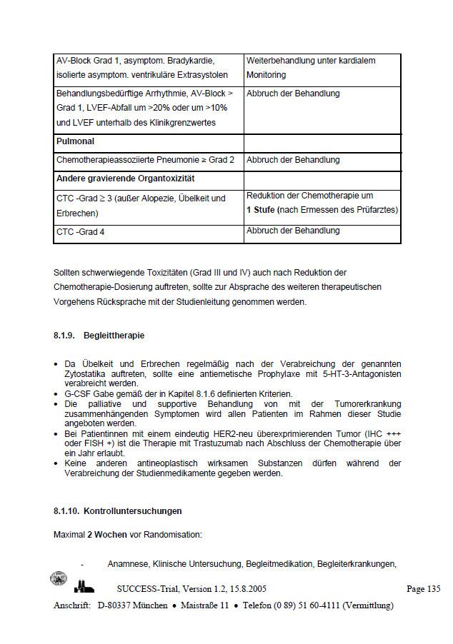 SUCCESS-Trial Protocol Part 1 (dbGaP ID: phd004143)