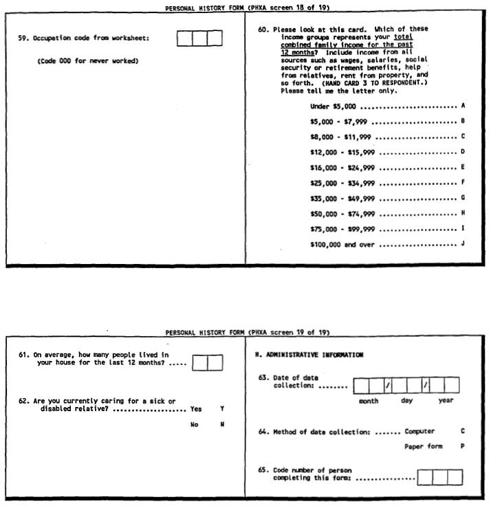 Manual 2 - Cohort Component Procedures - Visit 3 (dbGaP ID