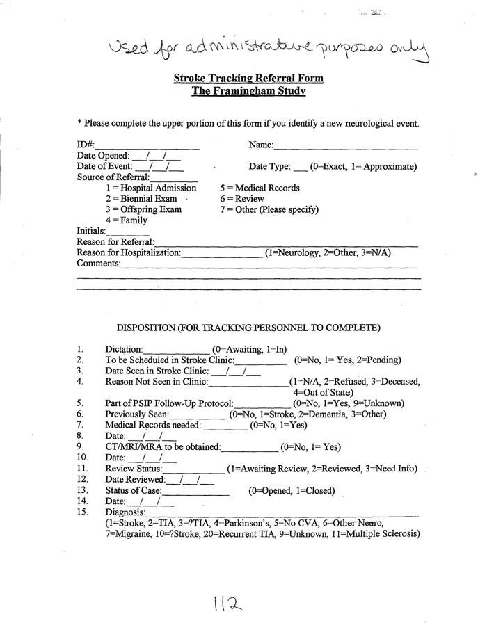 Clinic Exam Interview Physical Exam Ecg Original Cohort Exam 29