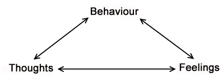 Behavior triangle
